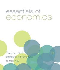 Essentials of Economics 3rd Edition 9780073511450 0073511455