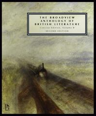 The Broadview Anthology of British Literature 2nd Edition 9781554811335 1554811333