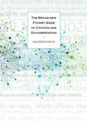The Broadview Pocket Guide to Citation and Documentation 1st Edition 9781554811663 155481166X