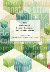 The Broadview Pocket Glossary of Literary Terms 1st Edition 9781554811670 1554811678