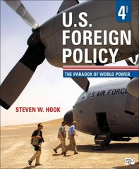 US Foreign Policy 4th Edition 9781452241500 1452241503