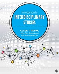 Introduction to Interdisciplinary Studies 1st Edition 9781483312224 1483312224