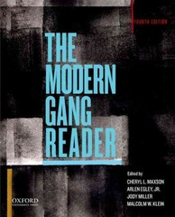 The Modern Gang Reader 4th Edition 9780199895397 0199895392