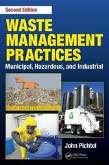 Waste Management Practices 2nd Edition 9781466585188 1466585188