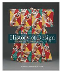 History of Design 1st Edition 9780300196146 0300196148
