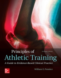 Principles of Athletic Training 15th Edition 9780078022647 0078022649