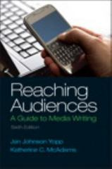 Reaching Audiences 6th Edition 9780205874378 0205874371
