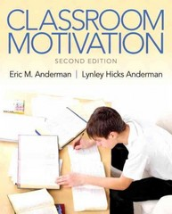 Classroom Motivation 2nd Edition 9780133359435 0133359433