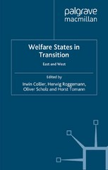 Welfare States in Transition 1st Edition 9780230371514 0230371515