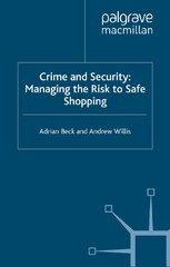 Crime and Security 1st Edition 9780230377868 0230377866