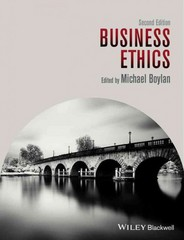 Business Ethics 2nd Edition 9781118494745 1118494741