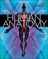 Human Anatomy 4th edition 9780073378299 0073378291