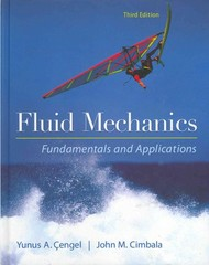 Fluid Mechanics Fundamentals and Applications 3rd edition 9780073380322 0073380326