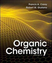 Organic Chemistry 9th Edition 9780073402741 0073402745