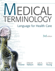 Connect Access Card for Medical Terminology 3rd Edition 9780077330682 0077330684
