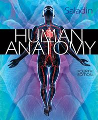 Human Anatomy with Connect Plus Access Card 4th Edition 9780077782986 0077782984