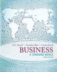 Business 9th edition 9780078023132 0078023130
