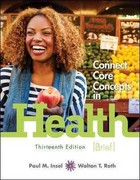 Connect Core Concepts in Health, Brief, Loose-Leaf Edition 13th edition 9780078028533 0078028531