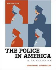 The Police in America 8th Edition 9780077805548 0077805542