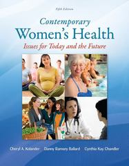 Contemporary Women's Health 5th Edition 9780078028540 007802854X