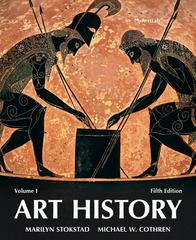 Art History Volume 1 5th Edition 9780205873487 0205873480
