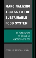 Marginalizing Access to the Sustainable Food System 1st Edition 9780761860549 0761860541