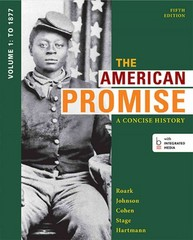 The American Promise 5th Edition 9781457631450 1457631458