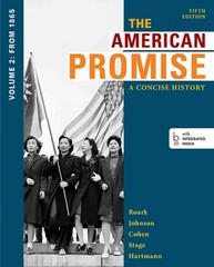 The American Promise 5th Edition 9781457631467 1457631466