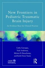 New Frontiers in Pediatric Traumatic Brain Injury 1st Edition 9781848726550 1848726554