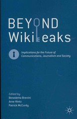 Beyond WikiLeaks 1st Edition 9781137275738 1137275731