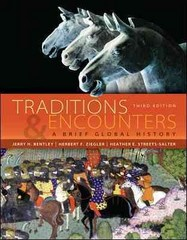 Traditions & Encounters 2nd Edition 9780073406978 007340697X