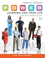 P.O.W.E.R. Learning and Your Life 2nd Edition 9780073522449 0073522449
