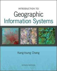 introduction to geographic information systems 7th edition pdf