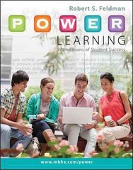 P.O.W.E.R. Learning 1st Edition 9780078020933 007802093X