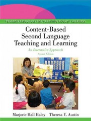 Content-Based Second Language Teaching and Learning 2nd Edition 9780133066722 013306672X