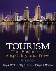 Tourism 5th Edition 9780133113532 0133113531