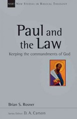 Paul and the Law 1st Edition 9780830826322 0830826327