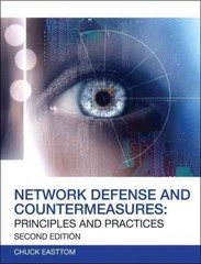 Network Defense and Countermeasures 2nd Edition 9780789750945 0789750945
