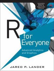 R for Everyone 1st Edition 9780133257175 0133257177