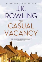 The Casual Vacancy 1st Edition 9780316228589 0316228583
