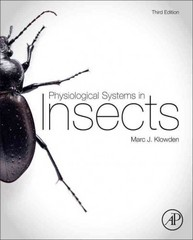 Physiological Systems in Insects 3rd Edition 9780124158191 0124158196