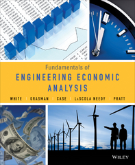 Fundamentals of Engineering Economic Analysis 1st Edition 9781118414705 1118414705