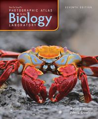 VanDeGraaff's Photographic Atlas for the Biology Laboratory 7th Edition 9781617310584 1617310581