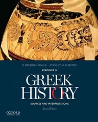 Readings in Greek History 2nd Edition 9780199978458 019997845X