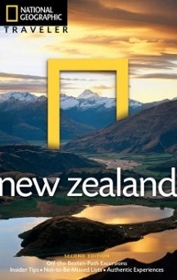 National Geographic Traveler: New Zealand, 2nd Edition 2nd Edition 9781426211614 1426211619