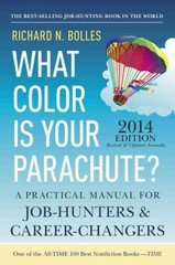 What Color Is Your Parachute 2014 1st Edition 9781607743620 1607743620