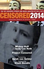 Censored 2014 1st Edition 9781609804947 1609804945
