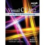Visual C# 2012 How to Program 5th Edition 9780133379334 0133379337