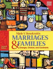 Marriages and Families Census Update Plus MySocLab with eText -- Access Card Package 7th edition 9780205968107 0205968104