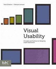 Visual Usability 1st Edition 9780123985361 0123985366